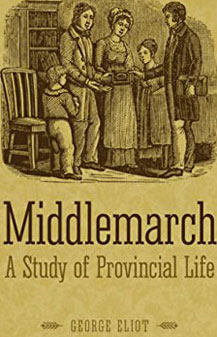 Book middlemarch cover